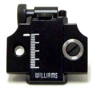Williams Peep Sight For Benjamin and Crosman Air Rifles