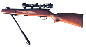 Hatsan 95 Air Rifle Barrel Open
